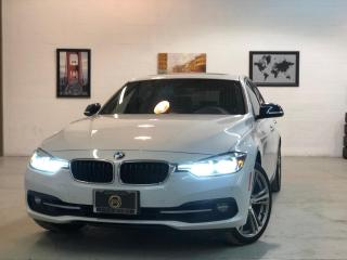 Used 2017 BMW 3 Series Sport Line | HUD | Rear Cam | Nav | Blind Spot for sale in Pickering, ON