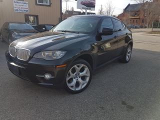Used 2009 BMW X6 35i for sale in Kitchener, ON