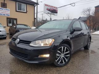 Used 2017 Volkswagen Golf Sportwagen Alltrack Highline for sale in Kitchener, ON