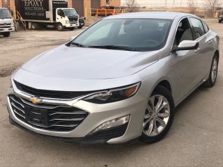 Used 2019 Chevrolet Malibu for sale in Brampton, ON