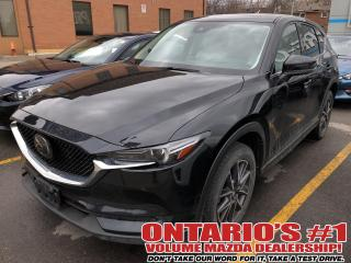 Used 2017 Mazda CX-5 AWD,NAV,LEATHER SEATING SUNROOF !!! for sale in Toronto, ON