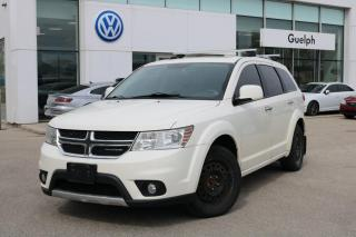 Used 2011 Dodge Journey R/T for sale in Guelph, ON