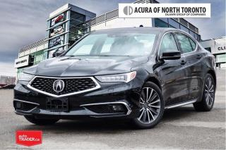 Used 2018 Acura TLX 3.5L SH-AWD w/Elite Pkg No Accident| Remote Start| for sale in Thornhill, ON