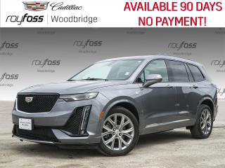 Used 2020 Cadillac XT6 Sport, SUNROOF, 360 CAM, NAV for sale in Woodbridge, ON
