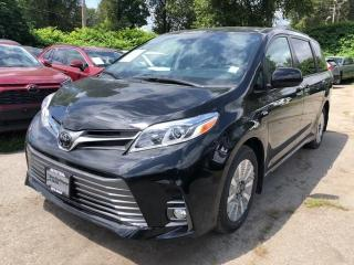 New 2020 Toyota Sienna XLE 7-Passenger for sale in North Vancouver, BC
