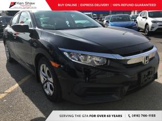 Used 2016 Honda Civic | LOW KM | for sale in Toronto, ON