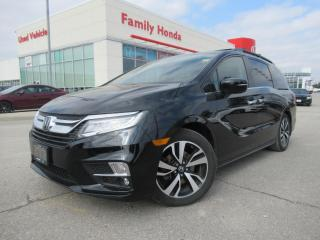 Used 2019 Honda Odyssey Touring Auto | NAVI | PUSH START | REVERSE CAM | for sale in Brampton, ON