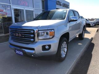 New 2020 GMC Canyon 4WD SLT for sale in Napanee, ON