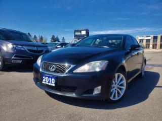 Used 2010 Lexus IS 250 4DR SDN AUTO AWD for sale in Scarborough, ON