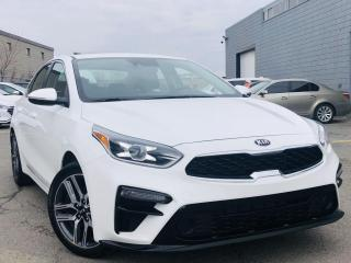 Used 2019 Kia Forte |LANE ASSIST|SUNROOF|BACK-UP CAM|BLIND SPOTS|APPLE CARPLAY! for sale in Brampton, ON