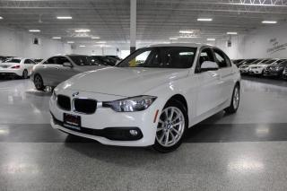 Used 2016 BMW 3 Series 320i XDRIVE I LEATHER I HEATED SEATS I PUSH START I CRUISE for sale in Mississauga, ON