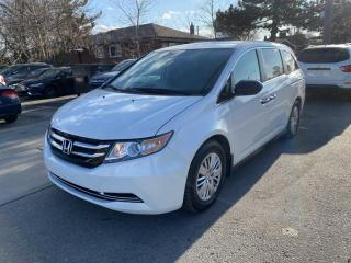 Used 2017 Honda Odyssey 4dr Wgn LX for sale in Toronto, ON