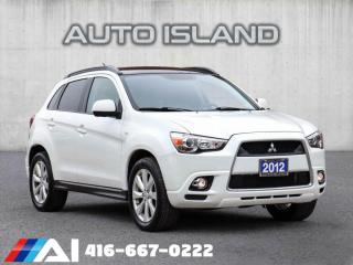 Used 2012 Mitsubishi RVR AWD 4dr CVT GT for sale in North York, ON