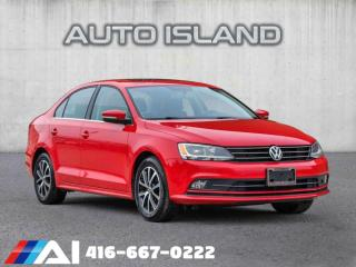 Used 2015 Volkswagen Jetta Sedan 4DR 2.0 TDI MAN COMFORTLINE for sale in North York, ON