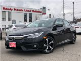 Photo of Black 2017 Honda Civic