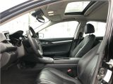 2017 Honda Civic Sedan Touring - Leather - Navigation -  Lane Watch
