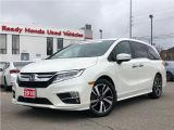 Photo of White 2018 Honda Odyssey