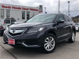 Photo of Dark Grey 2016 Acura RDX