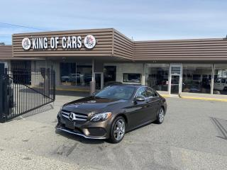 Used 2016 Mercedes-Benz C-Class C300 4MATIC Sedan for sale in Langley, BC