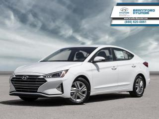 New 2020 Hyundai Elantra Preferred IVT  - Android Auto - $130 B/W for sale in Brantford, ON