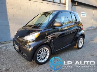 Used 2011 Smart fortwo Pure for sale in Richmond, BC