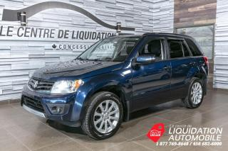Used 2013 Suzuki Grand Vitara JLX+MAGS+A/C+GR/ELECT+TOIT/OUV for sale in Laval, QC