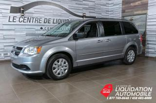 Used 2015 Dodge Grand Caravan SXT+GR/ELECT+A/C+BLEUTOOTHH for sale in Laval, QC