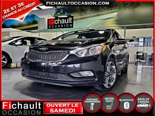 Used 2014 Kia Forte Berline EX  *** ROUES D HIVER INCLUS*** for sale in Châteauguay, QC