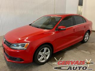 Used 2014 Volkswagen Jetta TDI Comfortline Toit Ouvrant A/C Mags *Diesel* for sale in Trois-Rivières, QC