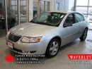 Used 2007 Saturn Ion Level 3 for sale in Winnipeg, MB
