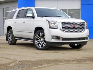New 2020 GMC Yukon XL Denali for sale in Carlyle, SK