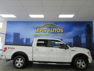 Used 2009 Ford F-150 FX4 OFF-ROAD V-8 5.4 LITRES 4X4 CUIR BEA for sale in Lévis, QC
