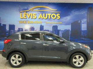 Used 2011 Kia Sportage EX AUTOMATIQUE SIEGE CHAUFFANT BLUETOOTH for sale in Lévis, QC