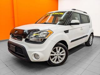 Used 2013 Kia Soul 2U TOURING *SIEGES CHAUFF* A/C *BLUETOOTH* PROMO for sale in St-Jérôme, QC