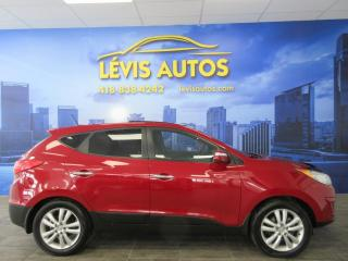 Used 2011 Hyundai Tucson LIMITED AWD TOUT EQUIPE TOIT PANO/CUIR/B for sale in Lévis, QC