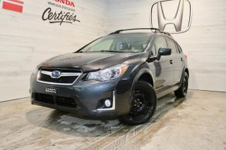 Used 2016 Subaru XV Crosstrek TOURING AWD for sale in Blainville, QC