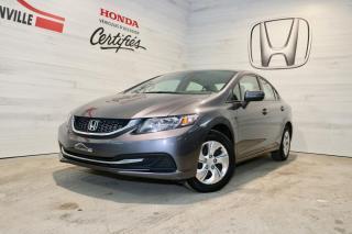 Used 2015 Honda Civic LX, 4 portes for sale in Blainville, QC