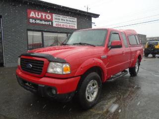Used 2008 Ford Ranger XL for sale in St-Hubert, QC