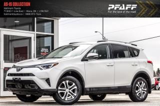Used 2016 Toyota RAV4 FWD LE for sale in Orangeville, ON