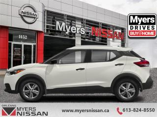 New 2020 Nissan Kicks S  -  - AUTO SHOW - FREIGHT for sale in Orleans, ON
