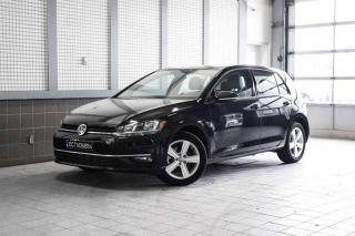 Used 2019 Volkswagen Golf Highline for sale in Lasalle, QC