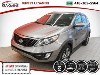 Used 2016 Kia Sportage EX* AWD* CAMERA* BOUTON POUSSOIR* for sale in Québec, QC