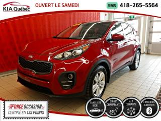 Used 2017 Kia Sportage LX* SIEGES CHAUFFANTS* CAMERA* for sale in Québec, QC