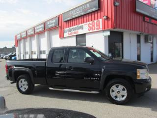 Used 2007 Chevrolet Silverado 1500 LTZ $8,295+HST+LIC FEE / CERTIFIED / LEATHER for sale in North York, ON