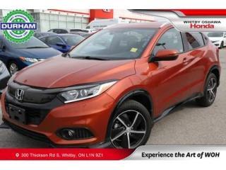 Used 2019 Honda HR-V Sport AWD CVT for sale in Whitby, ON