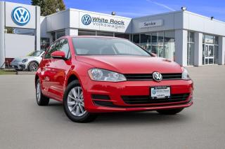 Used 2016 Volkswagen Golf 1.8 TSI Trendline <b>*BACK UP CAMERA* *MANUAL SHIFT* *HEATED SEATS* *2 DOOR*<b> for sale in Surrey, BC