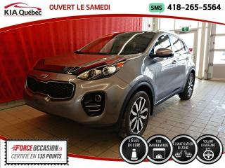 Used 2017 Kia Sportage EX* PREMIUM* AWD* TOIT PANO* CUIR* for sale in Québec, QC