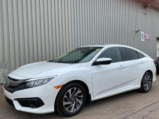 Used 2018 Honda Civic EX EDITION | BACKUP CAMERA | AC + POWER OPTIONS for sale in Charlottetown, PE