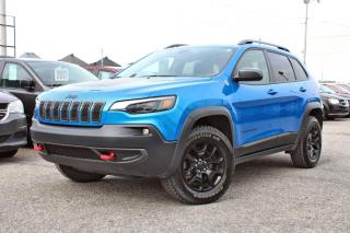 Used 2019 Jeep Cherokee TRAILHAWK 4X4 *TOIT PANO*APPLE CARPLAY* for sale in Brossard, QC