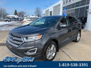 Used 2016 Ford Edge Titanium, Traction intégrale for sale in Shawinigan, QC